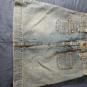 Old Navy Denim jean skirt